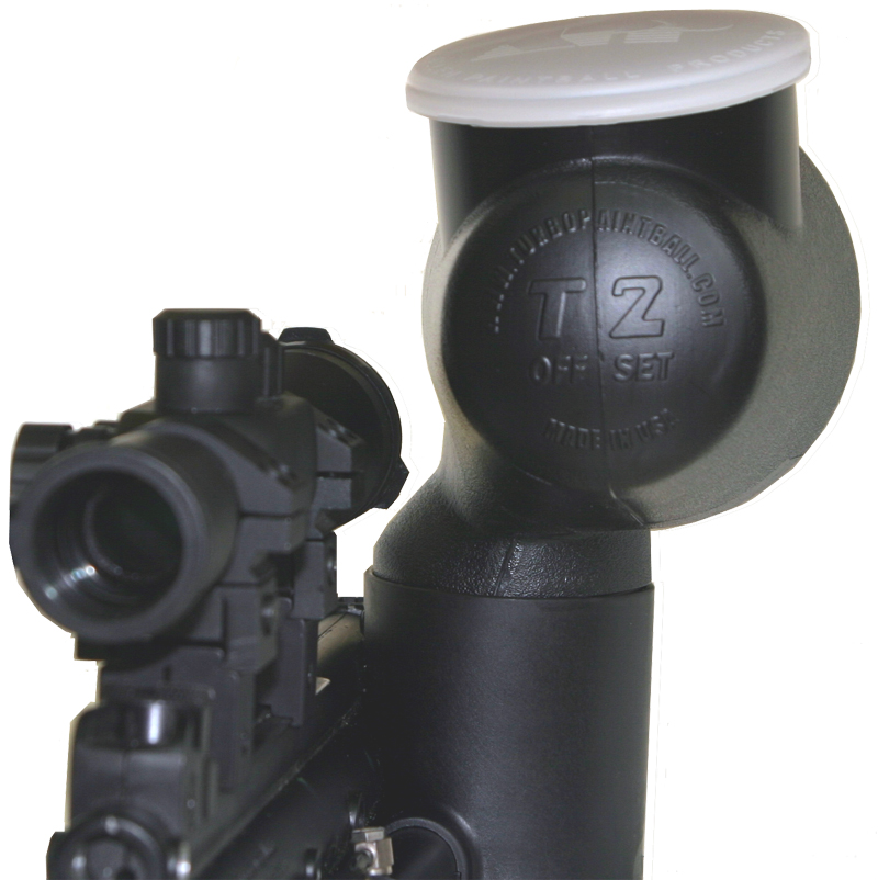 Allen Paintball Products Model 98 Rubber Foregrip